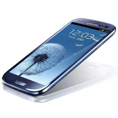 三星手机 i9300 (青玉蓝)