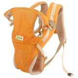 抱抱熊婴儿背带904橘黄色