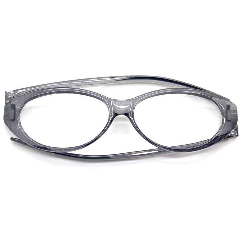 纳尼尼彩色眼镜架框意大利进口时尚折叠高档