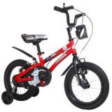 强孩纳高级儿童自行车A1212-1红