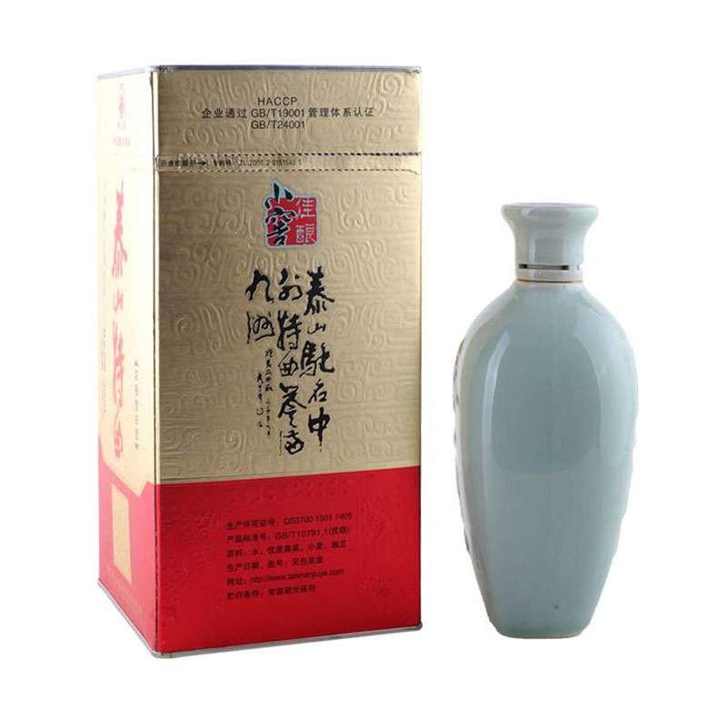 济南白鹤泉酒34度