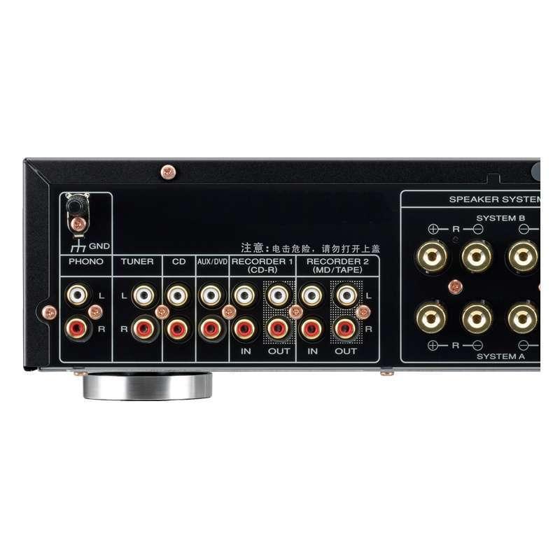马兰士合并式立体声放大器 pm6004/k1b 黑色