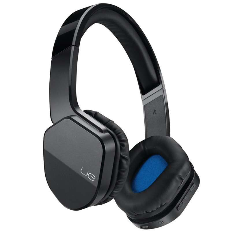 Logitech 罗技 UE4500 无线头戴式耳机+麦克风 黑色