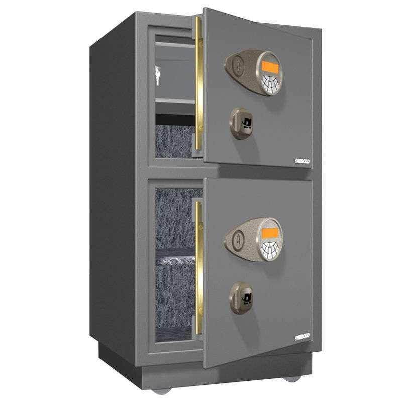 atm专利结构防盗重锁装置保险柜