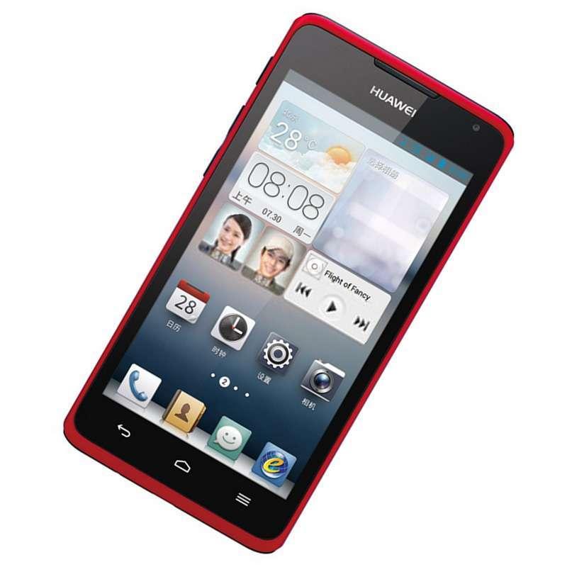 华为 手机 c8813q (红色)