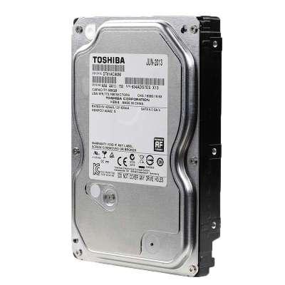 东芝(toshiba)3t 台式机硬盘图片