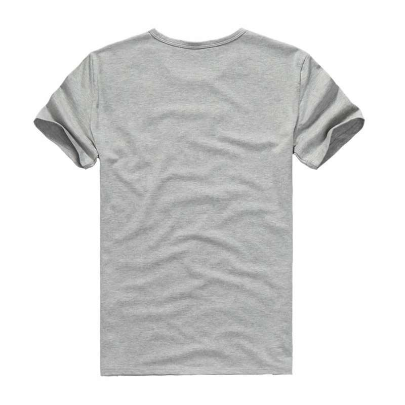 男装时尚脸谱印花短袖t恤dt239