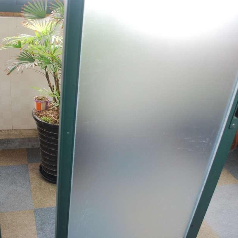 居梦坞卫生间窗贴浴室玻璃贴膜办公室磨砂玻璃纸窗花自粘贴防晒90厘米