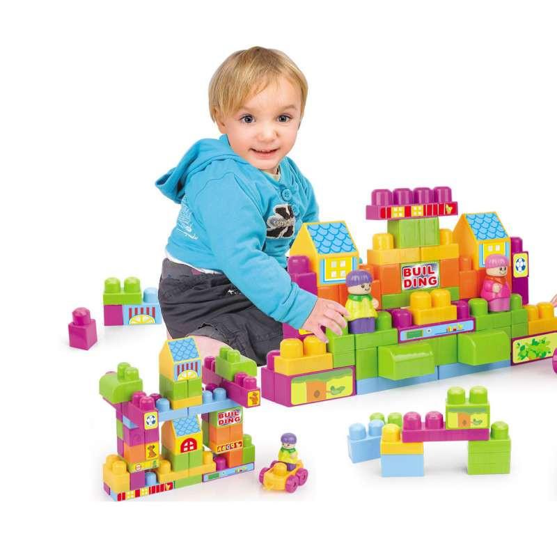 大块积木 乐高式拼装玩具