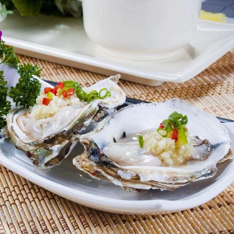 御鲜轩 澳洲生蚝 澳大利亚进口海鲜 料理美食 70克/个
