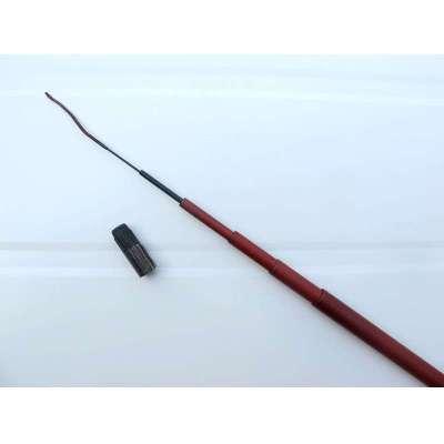 台湾东岛竹仙鲫5.4米超硬超轻超细碳素台钓竿鱼竿渔具