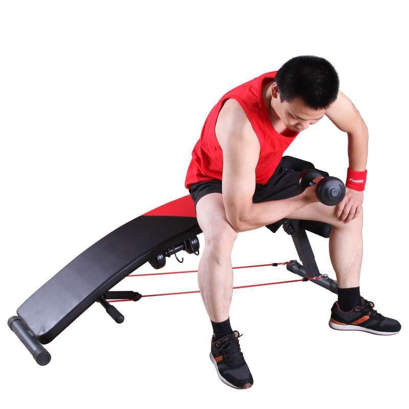 杰康仰卧板 健腹板 仰卧起坐腹肌板jk-0706d