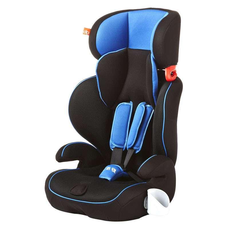 好孩子靠背式儿童汽车安全座椅cs901三档调节