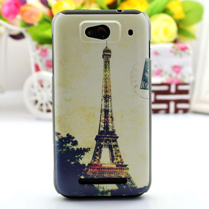 1s手机后盖小米m1手机壳m1s青春版外套(巴黎铁塔)