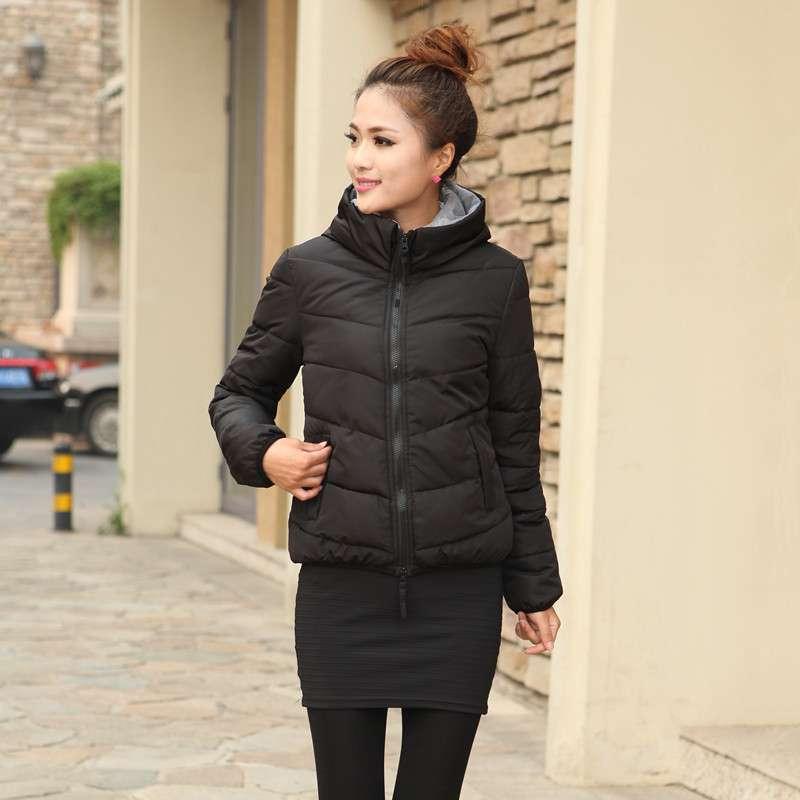 服装鞋帽 女装 棉衣 玛雅元素 新款冬季羽绒棉服棉衣棉夹克.