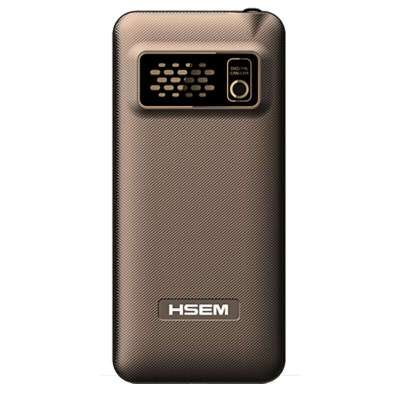 hsem 汇丰手机 m1 (咖啡色) 超长待机 老人手机