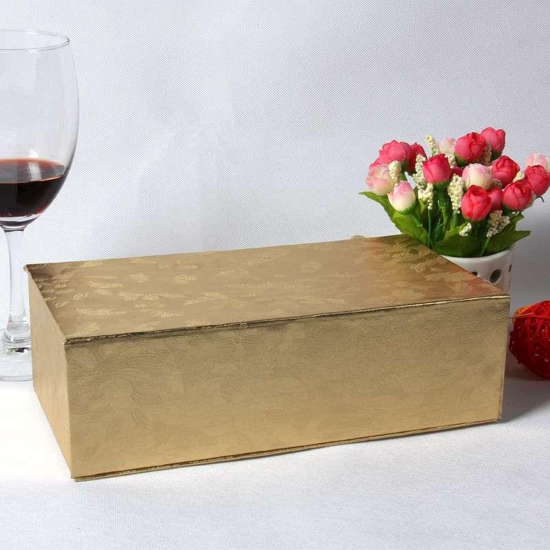 金色欧式抽纸盒