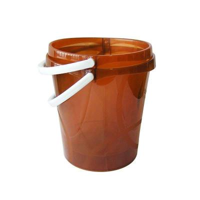 动透明塑料桶02421k