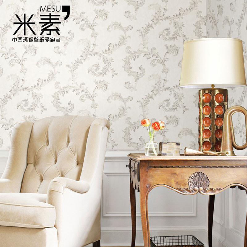 米素壁纸 美式墙纸 电视背景墙壁纸 3d无纺布墙纸 特价 奥罗拉 tm-o图片