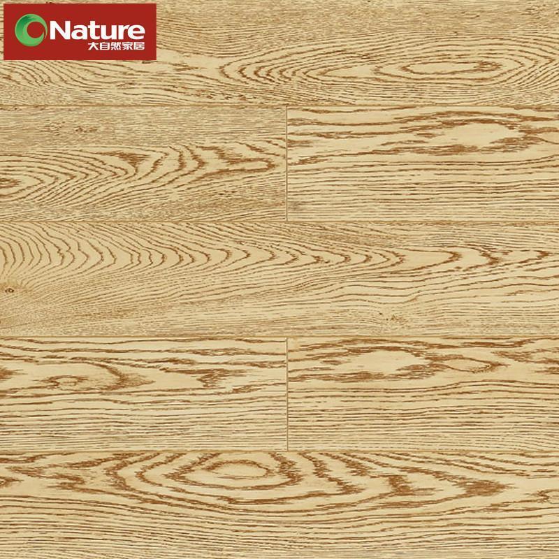 【大自然】地板 强化复合地板 12.2mm 银色橡木 dsq0009