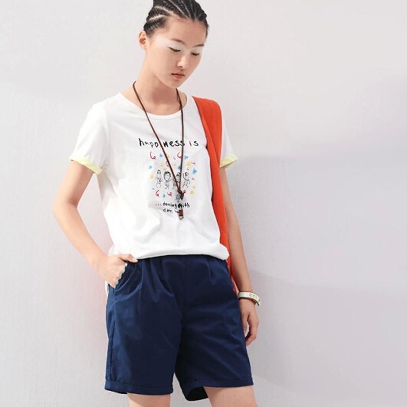 短袖女t恤手绘设计图