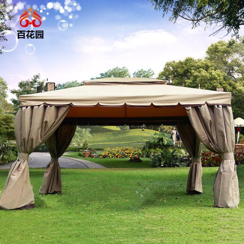 罗马帐篷户外凉亭子庭院帐篷户外遮阳伞棚欧式豪华