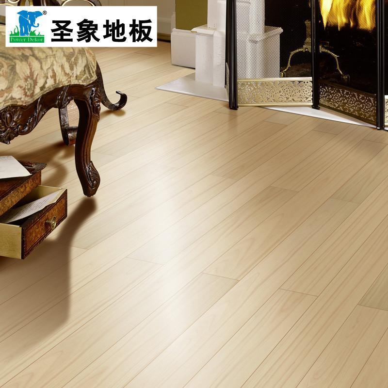 【圣象地板】【热销】圣象强化复合木地板gt7121浅色
