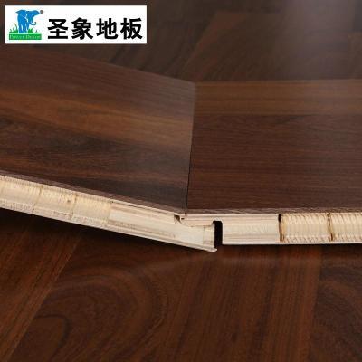 【圣象地板】【正品】圣象康逸三层实木复合地板ks王