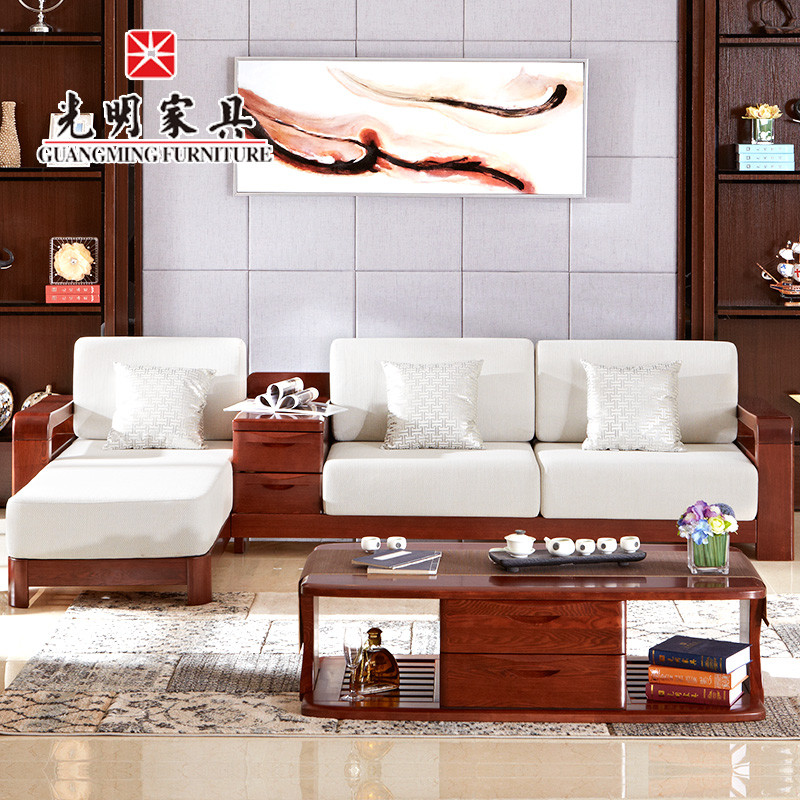 全实木沙发 进口水曲柳材质