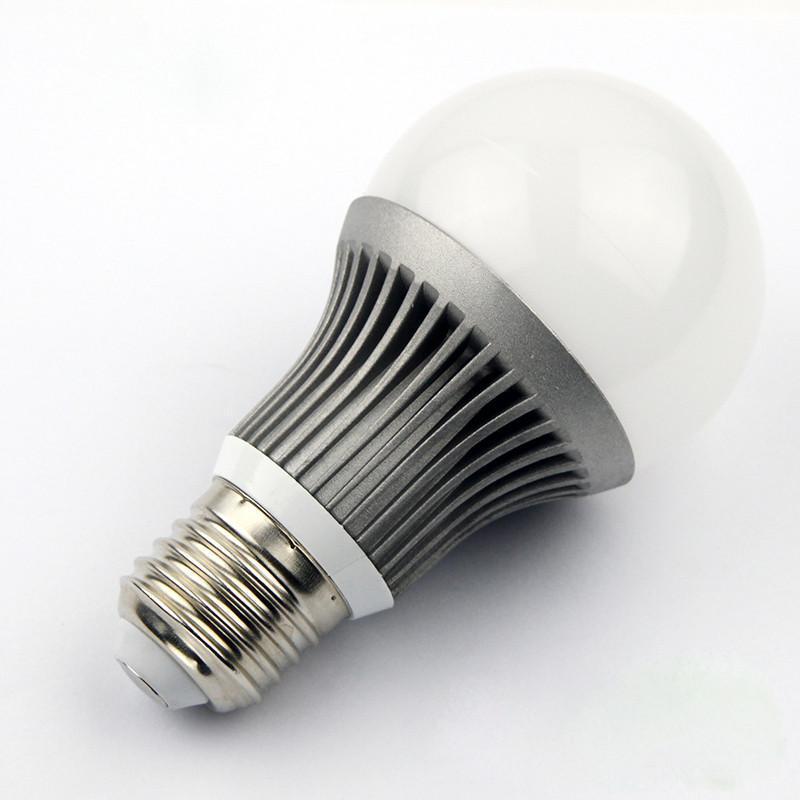 木林森超亮led灯泡 螺口光源5w室内灯具照明节能灯led球泡图片