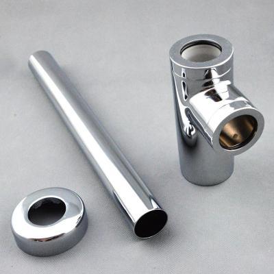 科勒马桶弯管安装