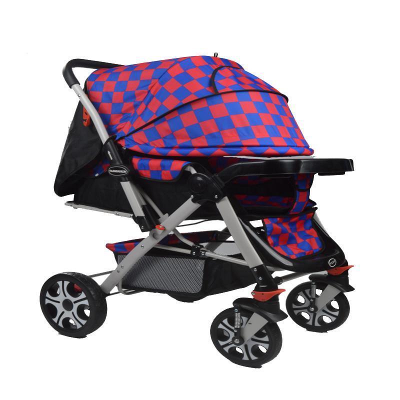 婴儿手推车婴儿推车童车婴儿车宝宝车折叠四轮宝宝