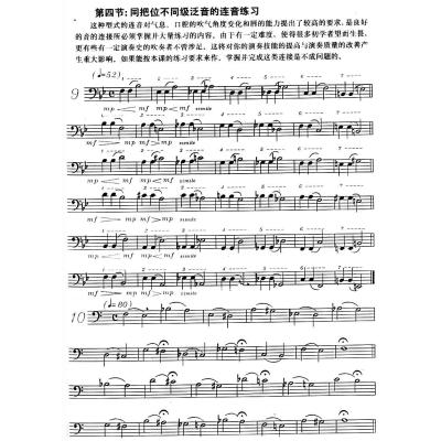 长号版波莱罗曲谱