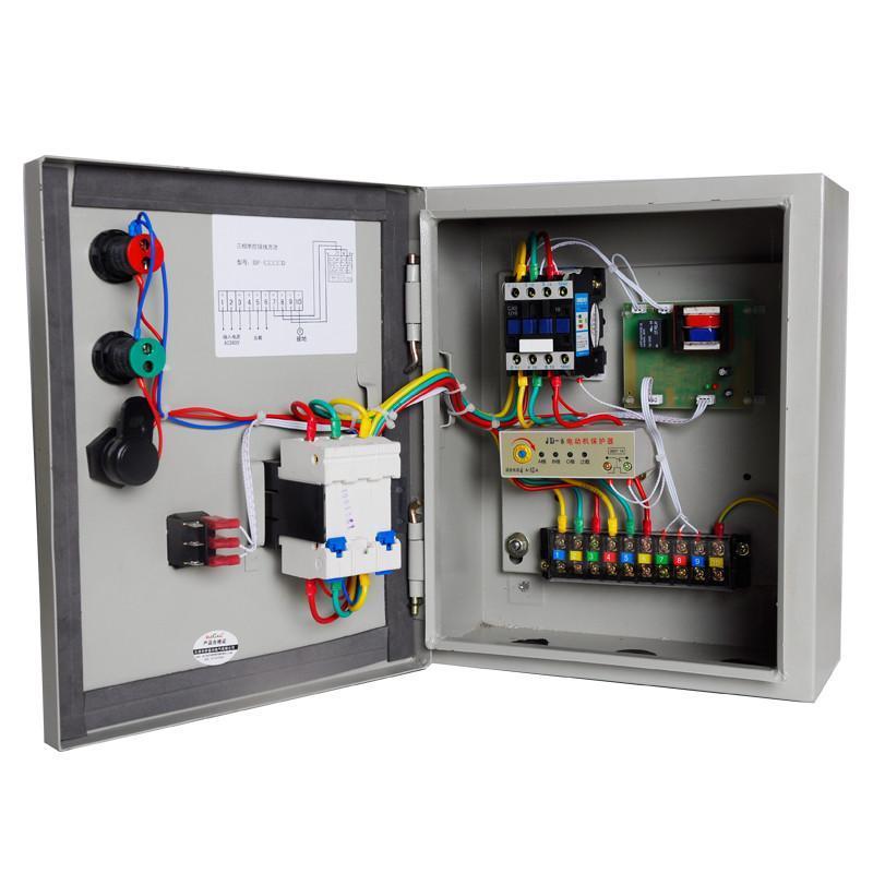 三相水位控制器 液位继电器esf-1305sd水泵水塔水井