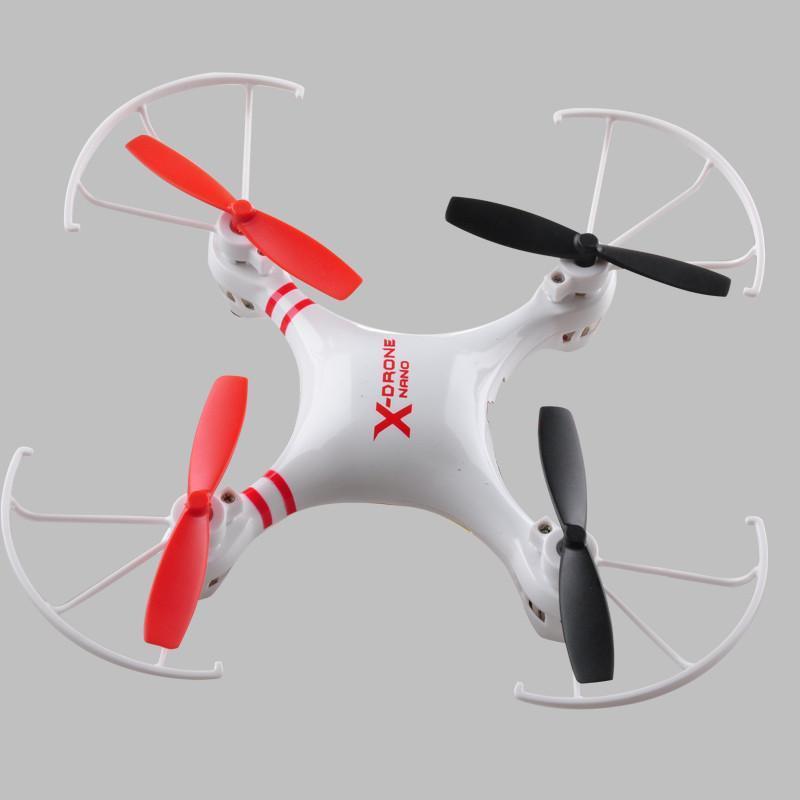 遥控飞机超大 直升机 四轴飞行器四旋翼飞碟儿童玩具 (可加载航拍需另
