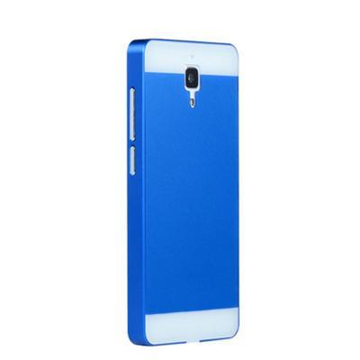 奔肯小米4手机壳边框小米后盖超薄4手机套金iphone5c+5s区别图片