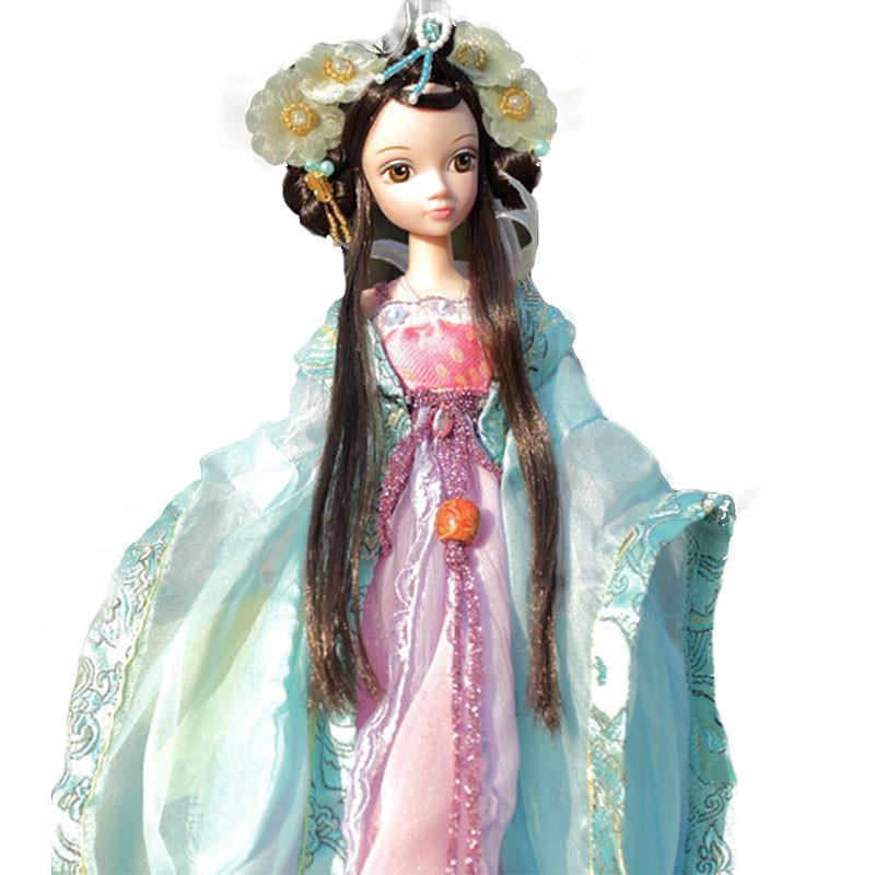 【同梦缘玩具】可儿娃娃古代公主系列图片