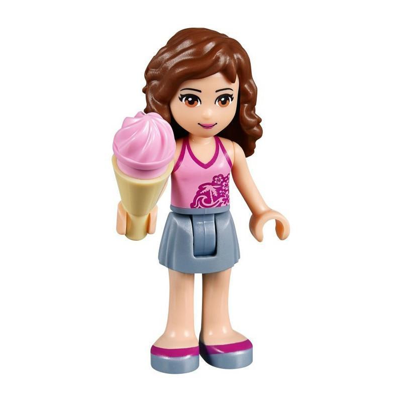 lego 乐高 friends 好朋友系列 女孩系列 41030 奥莉薇亚的冰淇淋单车