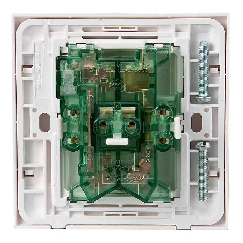 电路板电源插座8孔