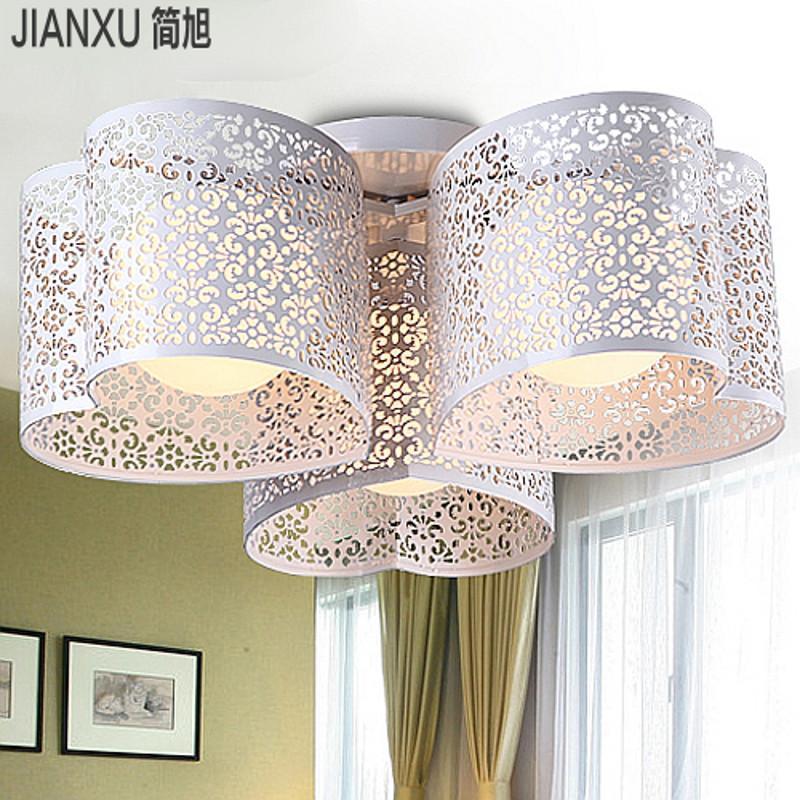 欧式镂空雕花工艺卧室灯具
