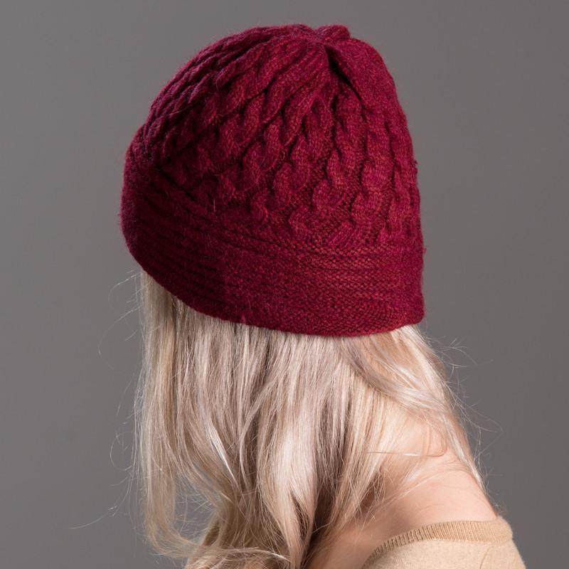 中老年帽子女式帽子老人帽妈妈帽女款冬季帽女士针织