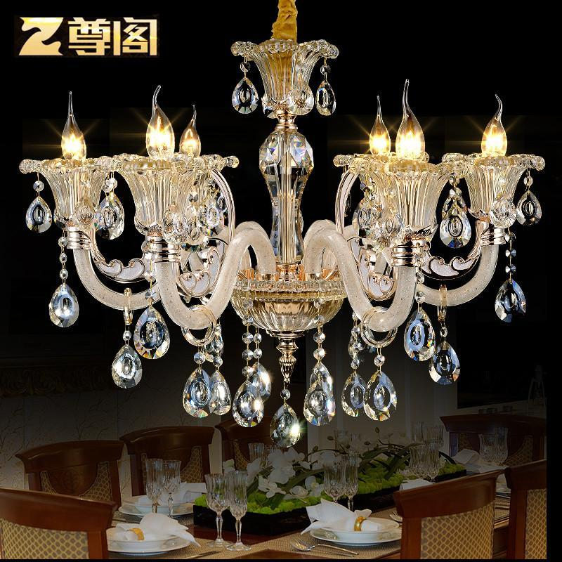欧式水晶吊灯 时尚奢华卧室餐厅客厅灯具灯饰158