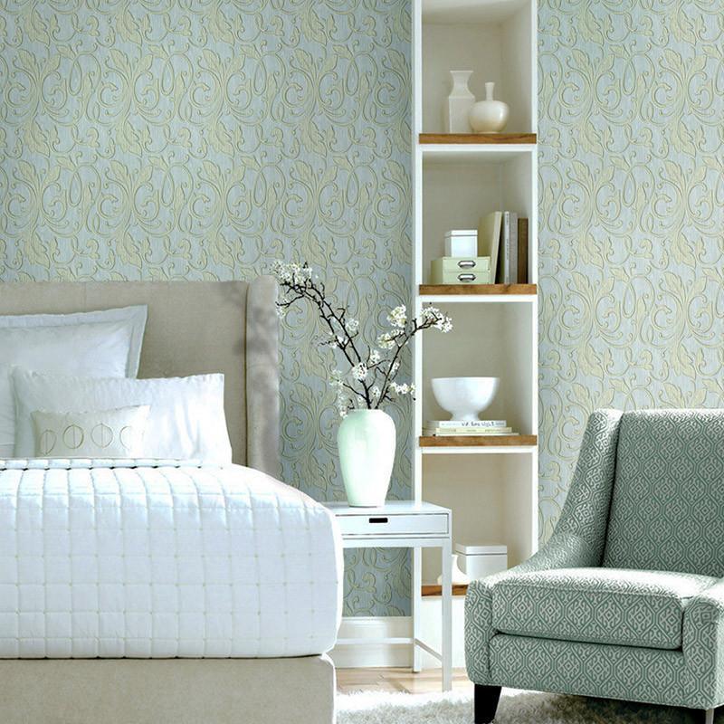 欧式卧室客厅背景墙壁纸