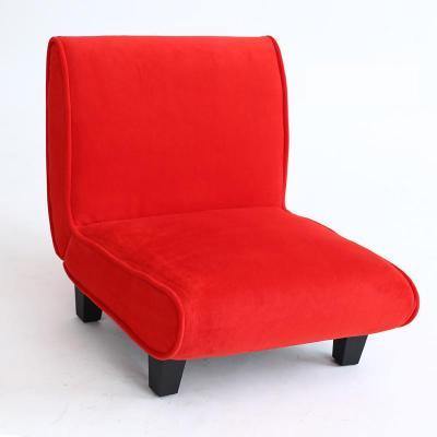 现代简约单人折叠沙发床