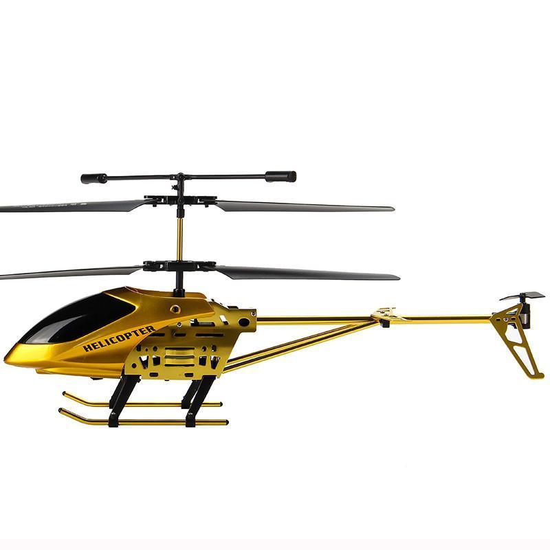 【捣蛋鬼玩具】捣蛋鬼合金耐摔遥控飞机儿童玩具飞