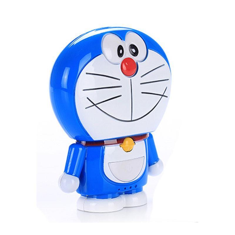 d1正品叮当猫可爱充电宝哆啦a梦卡通移动电源三星苹果