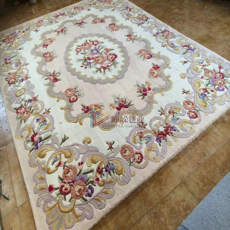 欧式古典风格地毯
