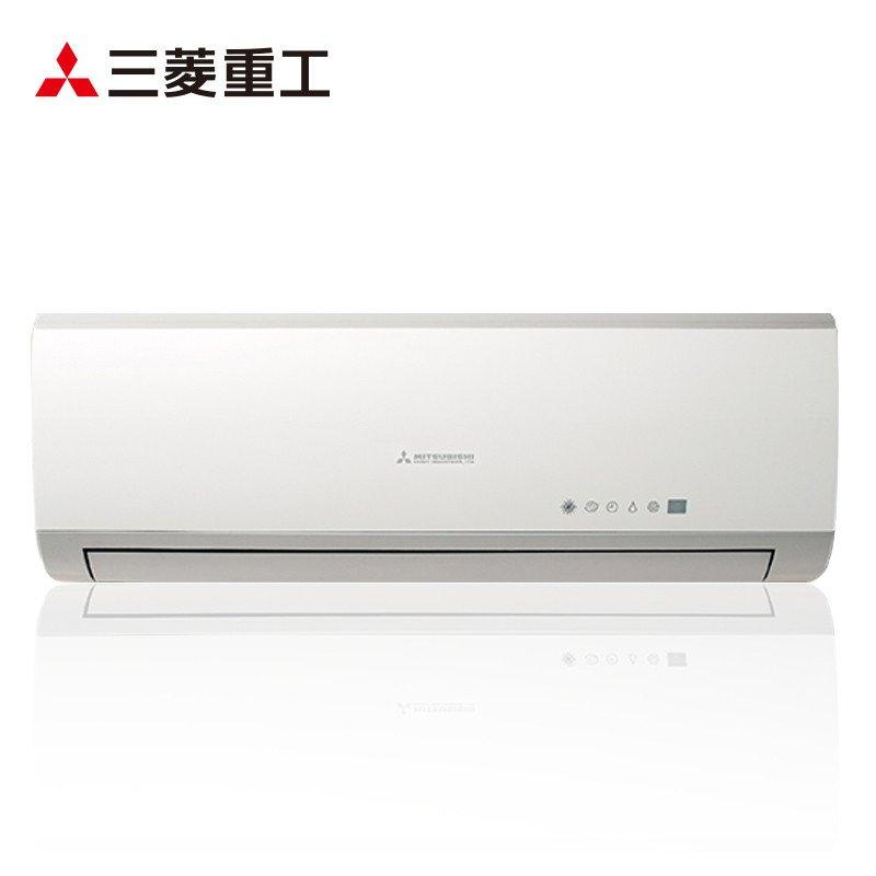 三菱重工 1.5匹 智能电辅热定速二级家用空调挂机 KFR-35GW/MBDSAW 白色