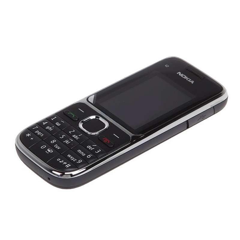 诺基亚手机c2-01黑色图片