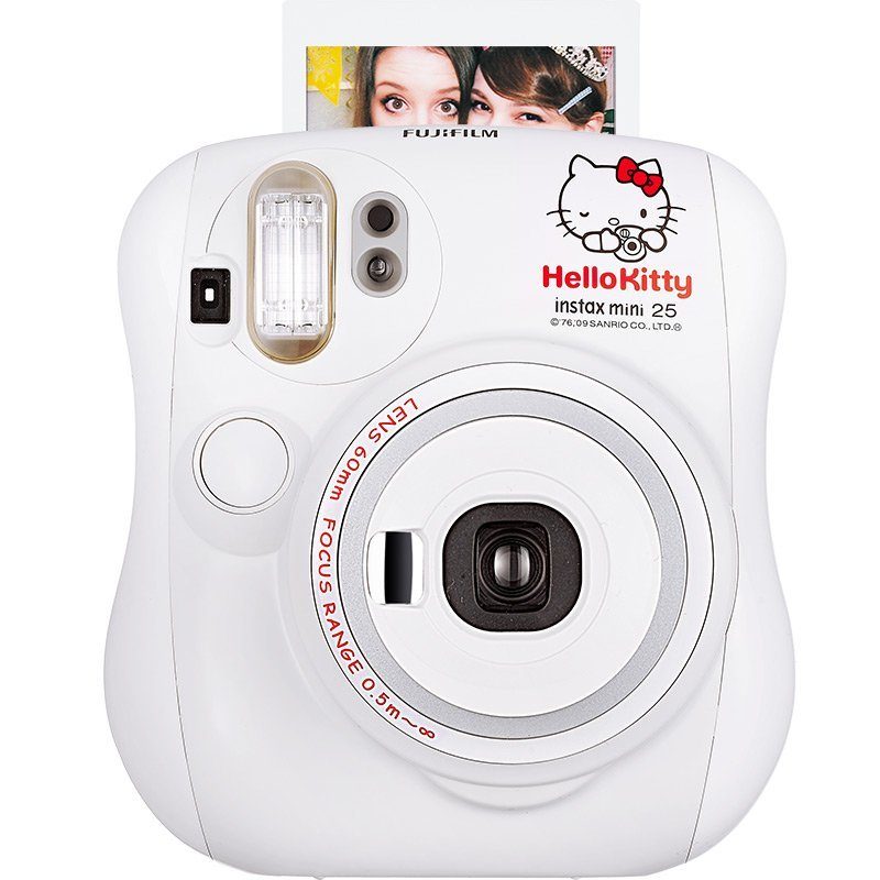 富士(FUJIFILM)趣奇(checky)instax mini25 hellokitty相机